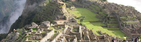 Fotografia Machu Pichu