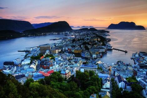 Paisatge Noruega