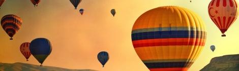 Globus a la Capadòcia