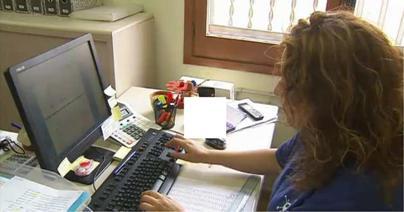 L'ACTIC, una oportunitat per tenir feina (notícia sobre l'ACTIC al Telenoticies migdia de TV3)