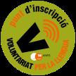 Punt d'inscripció. Voluntariat per la llengua