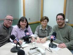 Entrevista entitats Voluntaris per la llengua