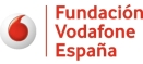 Logotip Fundación Vodafone España