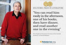 Patrick Modiano_Premi Nobel Literatura 2014
