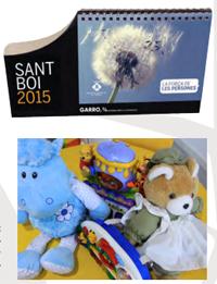 calendari 2015 Ajunt Sant Boi
