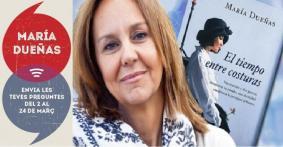 Maria Dueñas preguntes