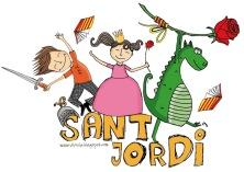 San Jordi_nens i drac