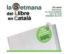33a Setmana Llibre Catala