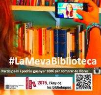 Concurs #LaMevaBiblioteca