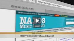 Naxos Espai internet TV3