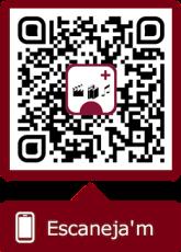 Codi qr per descarregar aplicació BibliotequesXBM