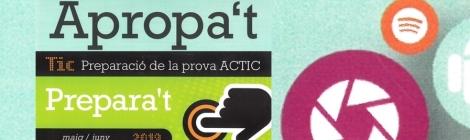 Capçalera diptics cursos TIC