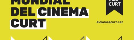 Imatge cartell Festa mundial del cinema curt