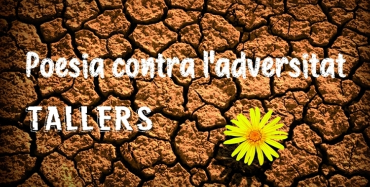 Tallers poesia contra l'adversitat