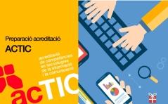 Taller preparació ACTIC 2020