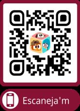 Codi QR App Bibliojuga