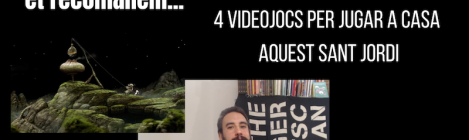Videorecomanació videojocs Lucas Ramada