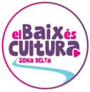 logo el Baix és cultura zona Delta