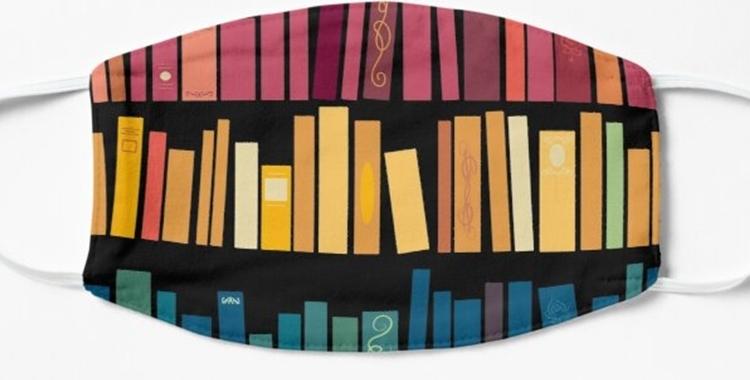 Mascareta i llibres