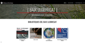 Portada web Baix Llobregat